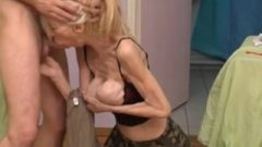 Anorexic Granny