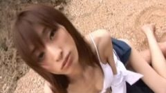Slim Anorexic Japanese Azumi