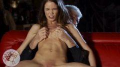 Tall Slender Brunette Slave Whore