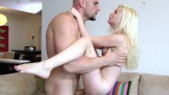 BANGBROS – Tinie Teen Piper Perri Takes J-Mac's Enormous Cock! (bbc13846)