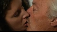 Nubile Curly-babe Smashed In Bum By An Oldman