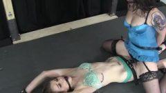 Slender Whore Stretched Orgasm